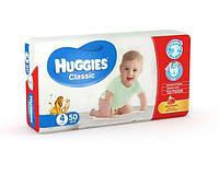 """Підгузник """"Hyggies"""" classic 4 (7-18 кг.) 50шт./уп."""