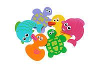 Детские Mini Akva коврики в ванну+Органайзер!