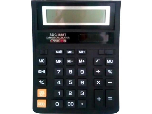 Калькулятор Citizen SDC 888 китай