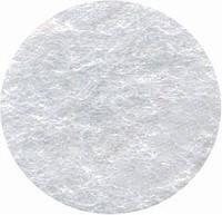 Фетр листовой, белый, 21.5х28 см, 180 г/м2