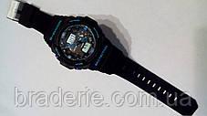 Наручные часы Casio G-Shock GA-150 black/blue, фото 3