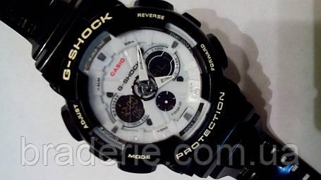Наручные часы Casio G-Shock GA-120 black/white, фото 2