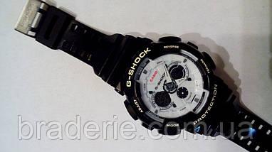 Наручные часы Casio G-Shock GA-120 black/white, фото 3