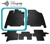 INFINITI QX60 2013- Водительский коврик Черный в салон