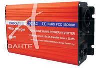 Инвертор (Off-Grid) A- 12P300/C с функцией зарядки (12В 300Вт)