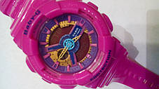Наручные часы Casio Baby G BA-110 pink, фото 2