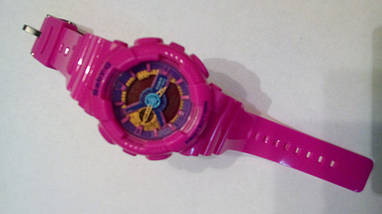 Наручные часы Casio Baby G BA-110 pink, фото 3