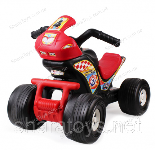 Беговел детский - Квадроцикл