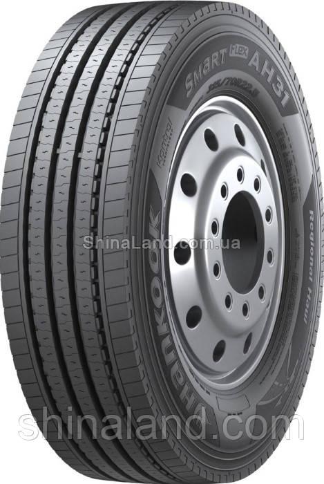 Всесезонные шины Hankook Smart Flex AH31 (рулевая) 385/65 R22,5 164K