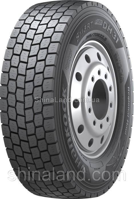 Всесезонные шины Hankook Smart Flex DH31 (ведущая) 295/60 R22,5 150/147K Китай