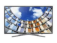 "Телевизор 55"" Samsung UE55M5502 черный Smart TV, Full HD, Picture Quality Index 800"