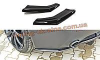 Боковые накладки на задний бампер для Aston Martin V8 Vantage 2004