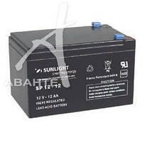 Аккумуляторная батарея SunLight SP 12- 12
