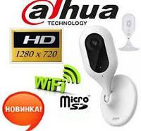 720p Wi-Fi камера Dahua DH-IPC-C12P