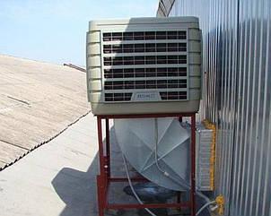 Промышленный охладитель воздуха Jhcool JH18APV-D