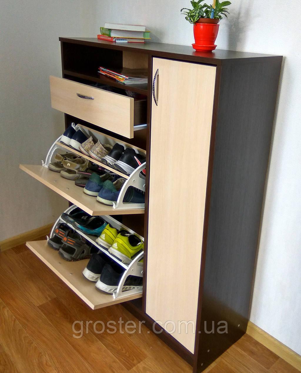 Тумба для обуви. Обувница. Шкаф обувной