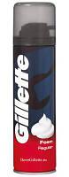 Пена для бритья Gillette Regular Классическая 200 мл