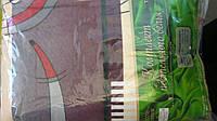 """Комплект постельного белья Тиротекс фланель """"Абстракция фиолетовая"""", фото 1"""