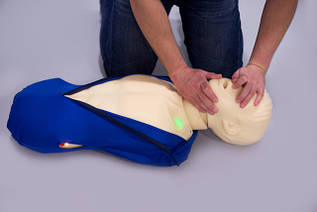 Манекены-тренажеры для сердечно-легочной реанимации (СЛР)