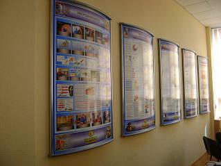 Стенды и плакаты по охране труда