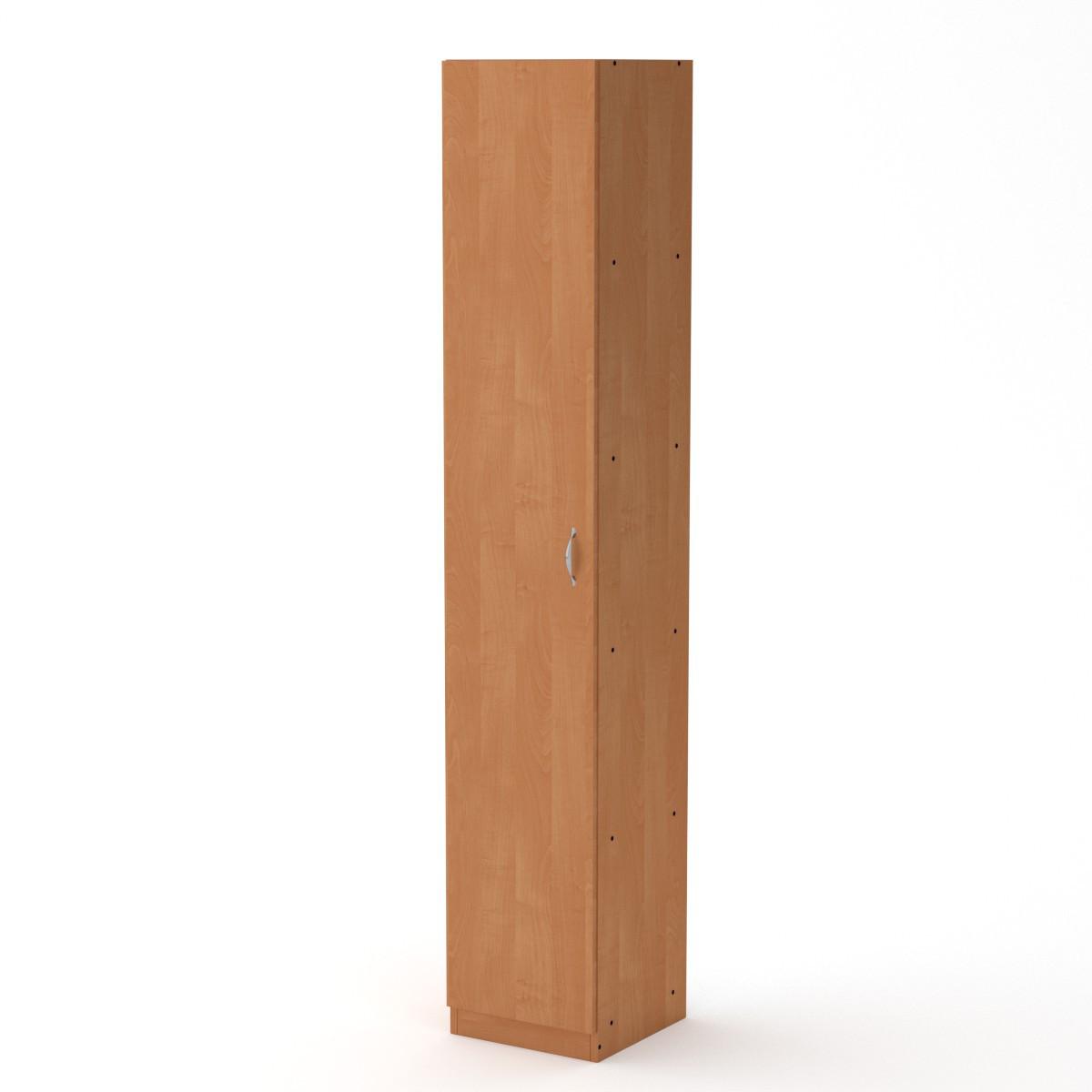 Шкаф книжный КШ-8 ольха Компанит (35х37х195 см)