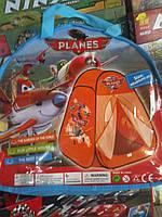 Детская палатка planes