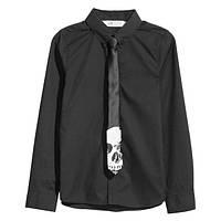 Рубашка с галстуком HM для мальчиков (Швеция)
