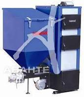 Твердотопливный котел с автоматической подачей Galmet GT-KWP 25 кВт