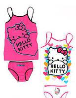Комплект нижнего белья для девочек Hello Kitty 4/6, 7/8, 10/12 лет ( 730-563)