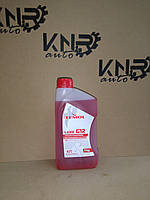 Антифриз Temol Luxe G12 красный 1кг
