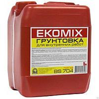 """Смесь EKOMIX """"Грунтовка для внутр и наружных работ Экомикс BS 702"""", 5 л"""