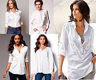 Жіночі сорочки та блузки