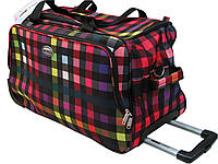Дорожная сумка на колесах большого размера Foxy line 7004-1