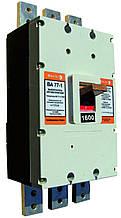 Автоматический выключатель ВА 77-1-1600 1400А