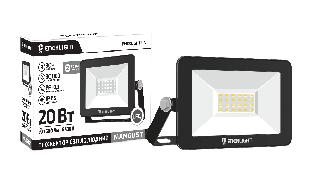LED прожектор Enerlight MANGUST 20W 6500K