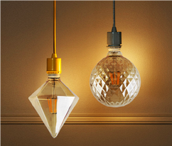 Декоративная светодиодная лампа FILAMENT