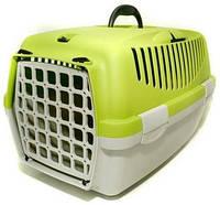 Контейнер-переноска для кошек и собак GULLIVER 48 см