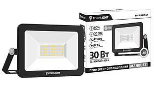 LED прожектор Enerlight MANGUST 30W 6500K