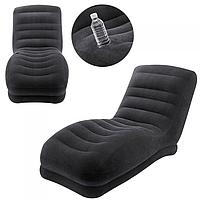 Надувное кресло-шезлонг Mega Lounge, INTEX - 68595