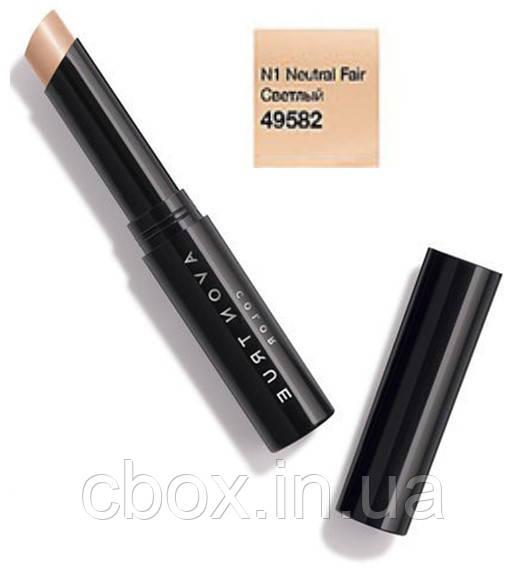 Маскирующий карандаш, корректор, цвет Neutral Fair - Светлый, Avon True Colour, Эйвон, 49582