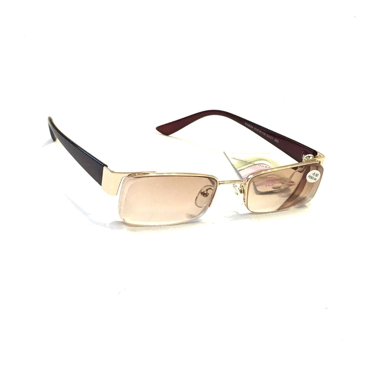 Универсальные очки с тонированной линзой