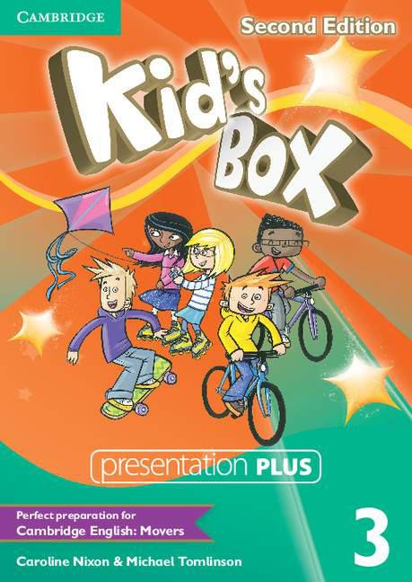 Kid's Box Second Edition 3 Presentation Plus