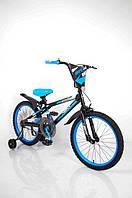 """Велосипед """"NEXX BOY-20"""" Черно-Синий"""