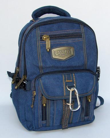 "Брезентовый рюкзак ""GOLD Be B 797"""