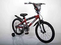 """Велосипед """"NEXX BOY-20"""" Красный-Сплэш."""