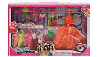 Кукла с одеждой и аксессуарами, 9295-С