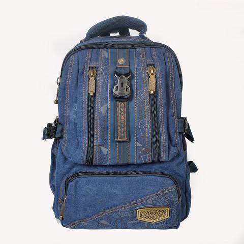 """Брезентовый рюкзак """"GOLD Be В756"""""""