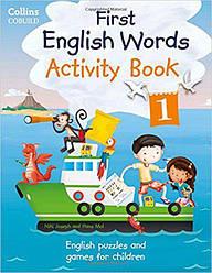 My First English Words Activity Book 1 (Робочий зошит)