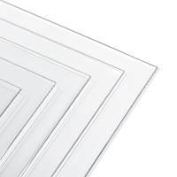 Твердый ПВХ SignClear, прозрачный, 0.4 мм