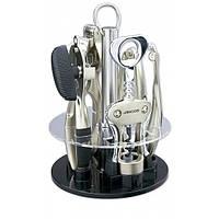 Набор кухонных принадлежностей на подставке 5 предметов Kitchen gadgets, Arcos
